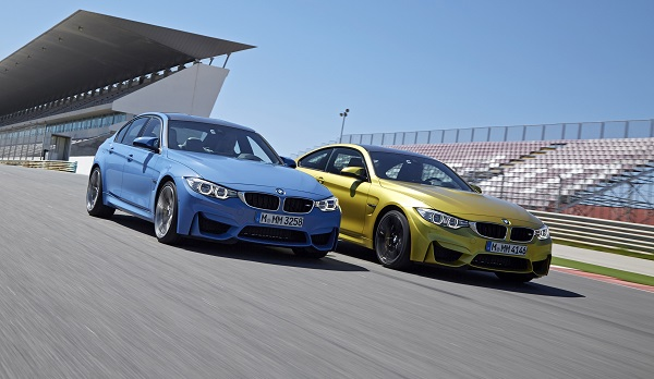 BMW M3 Sedan_BMW M4 Coupé_Otomobiltutkunu_M TwinPower Turbo