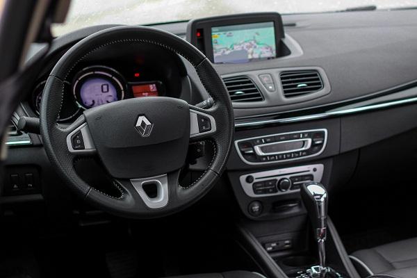 Renault Fluence CVT