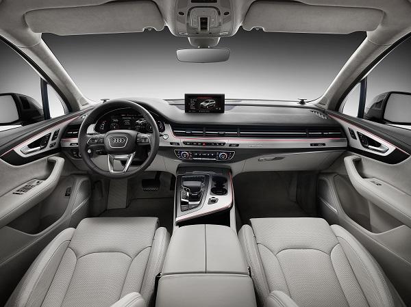 Audi Q7 Yeni Audi Q7