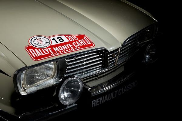 Team Renault Classic Rallye Monte-Carlo Historique_Otomobiltutkunu