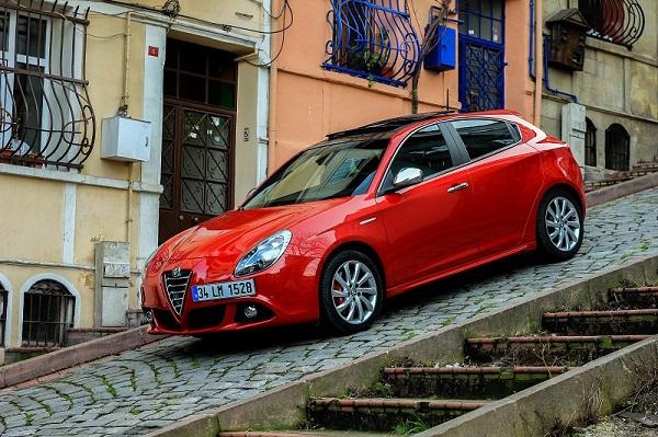 Alfa Romeo Giulietta 1.4 TB Multiair 170hp TCT Test