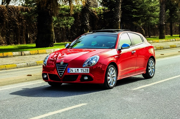alfa romeo giulietta 1 4 tb multiair 170hp tct test. Black Bedroom Furniture Sets. Home Design Ideas
