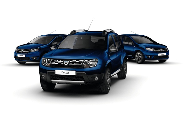 Dacia MEDYANAV Evolution_Cosmos Blue