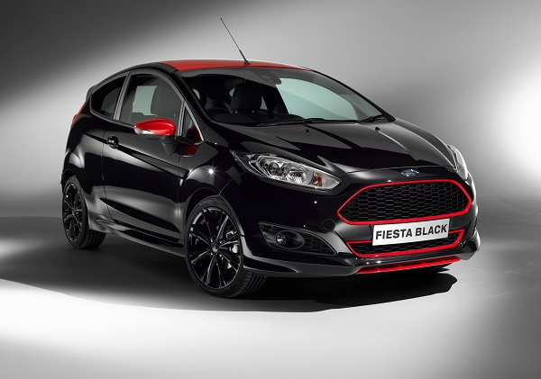 Ford Unleashes Punchy and Striking Fiesta Red Edition and Fiesta Black Edition; Most Powerful Ever 1.0-litre Road Cars Otomobiltutkunu