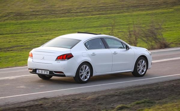 Peugeot508Test_Yeni508_508Test_TestDays_Otomobiltutkunu_Peugeot_Turkiye_New508Test_Allure_Yeni_Peugeot_508_Test