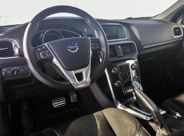 Volvo V40 T4 R-design Test_Otomobiltutkunu_Volvo V40_T4_Rdesign_Test