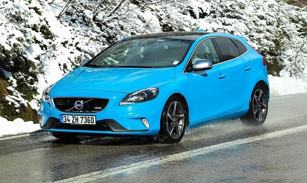 Volvo V40 T4 R-design Test_Otomobiltutkunu_Volvo V40_T4_Rdesign_Test_New Volvo_VolvoTurkiye