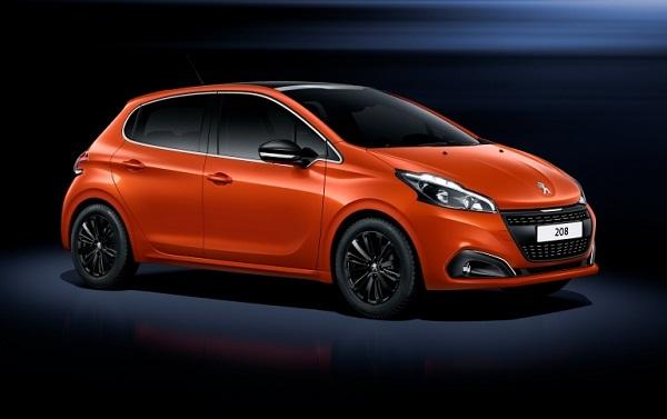 Yeni Peugeot 208_Peugeot_208_Orange Power_Otomobiltutkunu