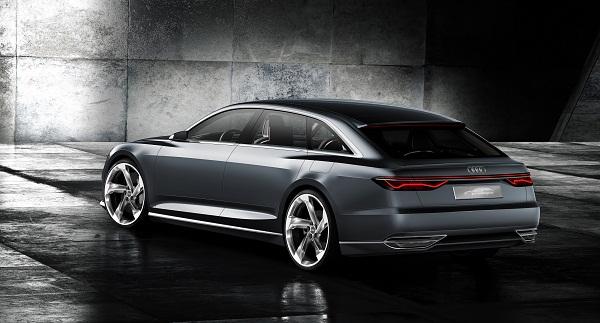 Audi prologue Avant Otomobiltutkunu