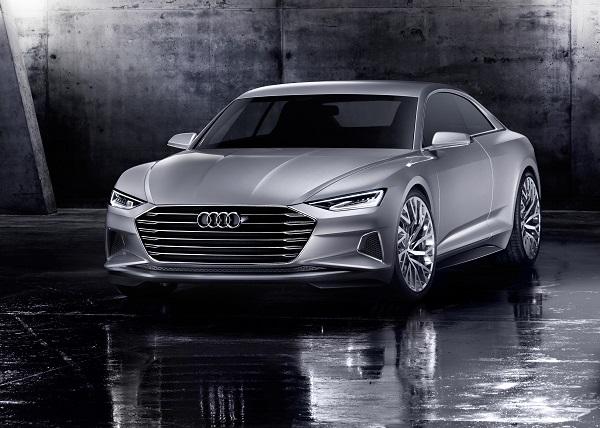 Audi prologue Otomobiltutkunu