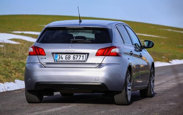 Peugeot 308 Test_Yeni 308 Test_Peugeot_308_Allure