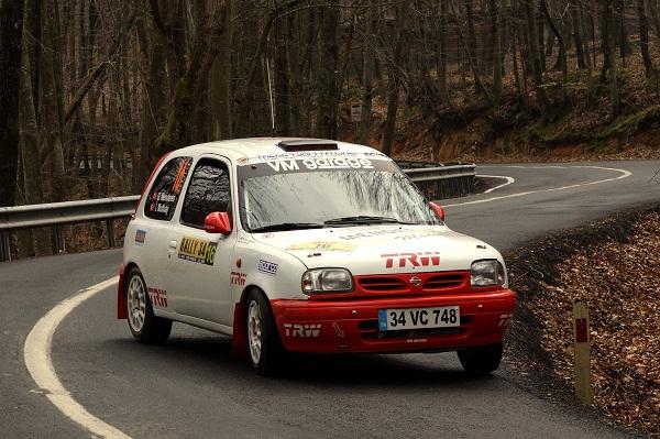 ilhanMutluay_Tosfed_Ralli_Nissan_Micra_Rallycar
