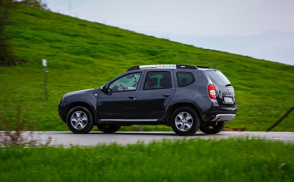 Duster Test_Duster 4x4 Test_Dacia Duster Test_4x4 Duster_Duster Offroad