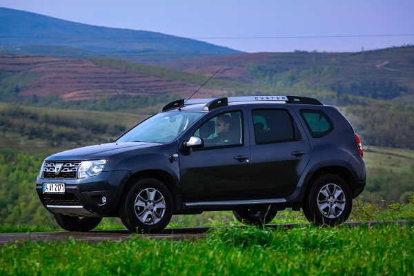 Duster Test_Duster 4x4 Test_Dacia Duster Test_Yeni Duster_Duster Offroad
