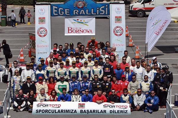 EgeRallisi2014-Start_Otomobiltutkunu