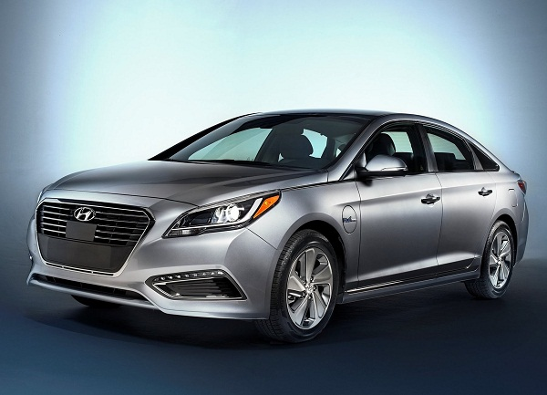 Hyundai  Sonata PHEV