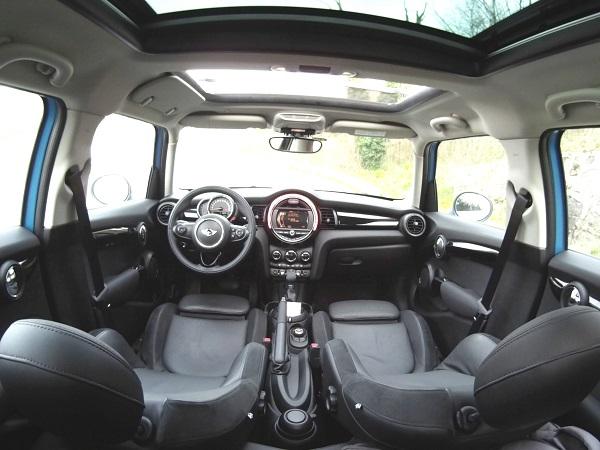 Mini Cooper D 5 Kapı Test Otomobiltutkunucom