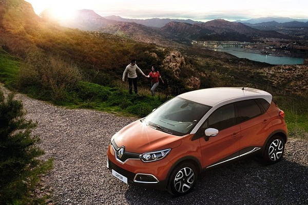 Renault passion for life_Captur