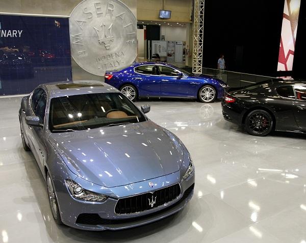 Maserati Ghibli Ermenegildo Zegna Edition_Otomobiltutkunu