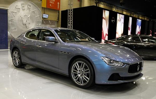 Maserati Ghibli Ermenegildo Zegna Edition_Otomobiltutkunu_istanbulautoshow2015