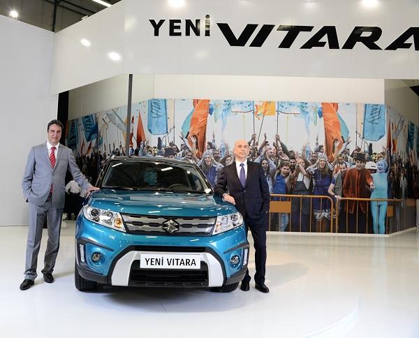 Suzuki Vitara_Yeni Vitara
