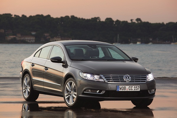 Volkswagen CC Exclusive Otomobiltutkunu