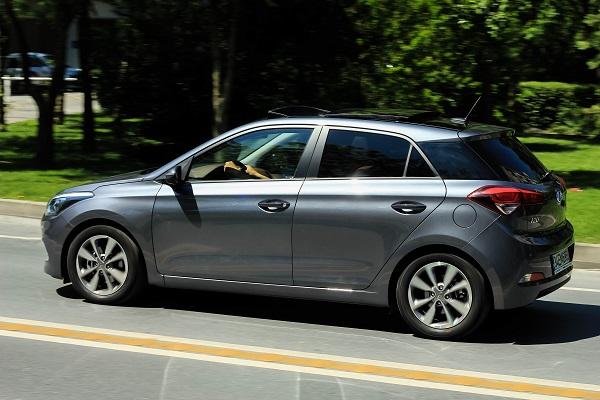 Hyundai i20_Test_yeni i20 test