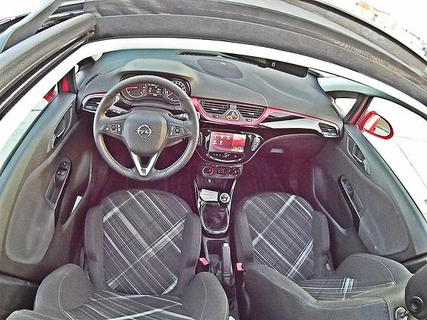 Opel Corsa Dizel Test 2015