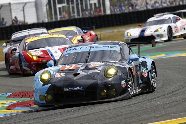 Patrick_Dempsey_Le Mans 24 Hours_Porsche