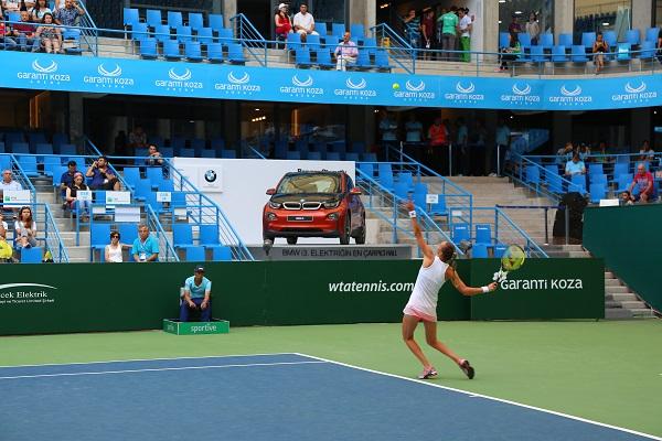 TEB BNP Paribas istanbul Cup Tenis Turnuvası_BorusanOto