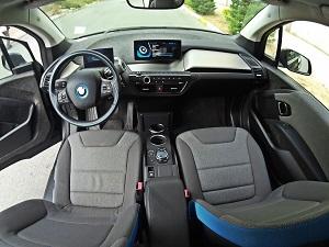 BMW i3 Test
