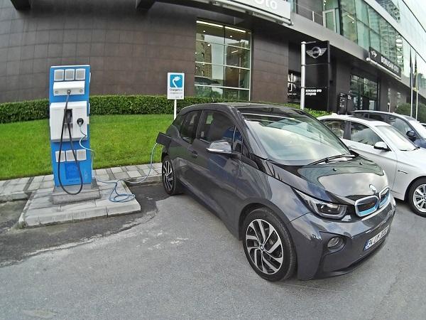 BMW i3_BorusanOto Atasehir_Otomobiltutkunu_BMWi_BMWi3Test_i3 Test_Elektrikli otomobil test