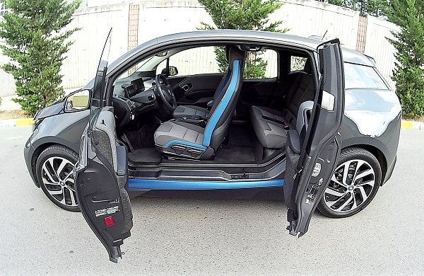 BMW i3_BorusanOto_BMW i3 Test_Atasehir_Otomobiltutkunu