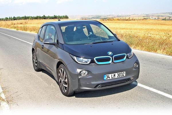 BMW i3_BorusanOto_BMW i3 Test_Otomobiltutkunu