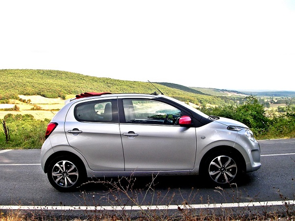 Citroen C1 AIRSCAPE TEST