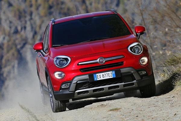 Fiat 500X Test