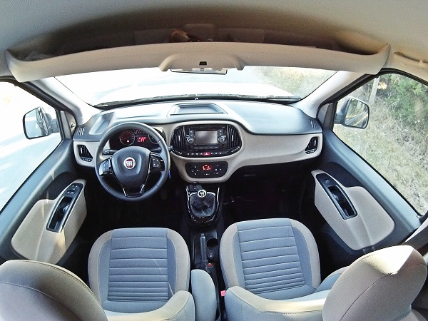 Fiat Doblo Test_Yeni Doblo Test_Otomobiltutkunu