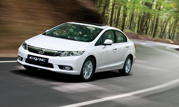 Honda Civic Sedanda 56 Bin 990 Tlden Başlayan Fiyatlar