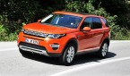 Land Rover Discovery Sport Test