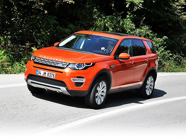 land rover discovery sport test. Black Bedroom Furniture Sets. Home Design Ideas