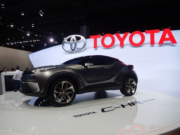 Toyota C-HR Konsept 2_Otomobiltutkunu_Frankfurt