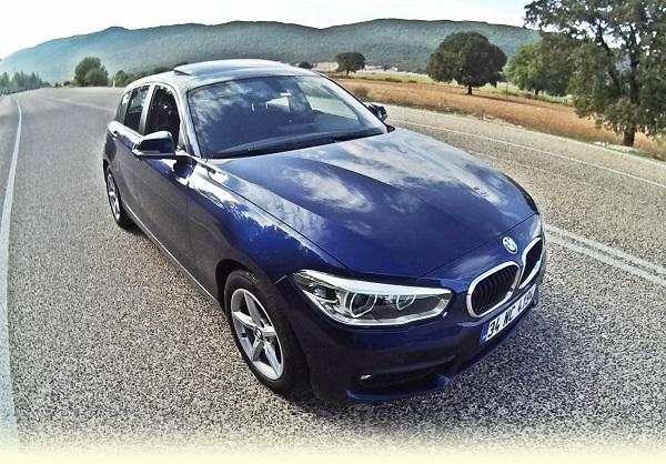 BMW 116d Test BorusanOto Otomobiltutkunu