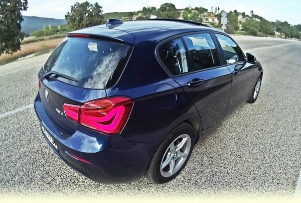 BMW 116d Test_BorusanOto_Otomobiltutkunu