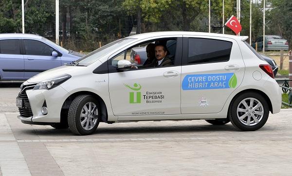 yaris hybrid_Eskisehir Tepebasi Belediyesi_Otomobiltutkunu