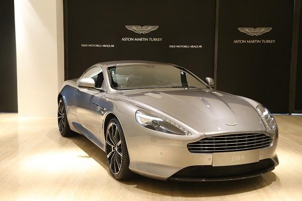 Aston Martin İzmir