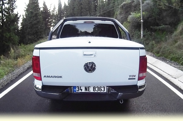 VW Amarok Test_Otomobiltutkunu