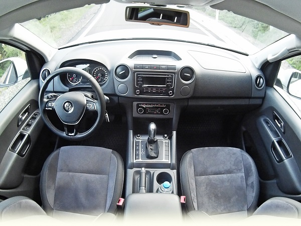 Volkswagen Amarok Test_Otomobiltutkunu
