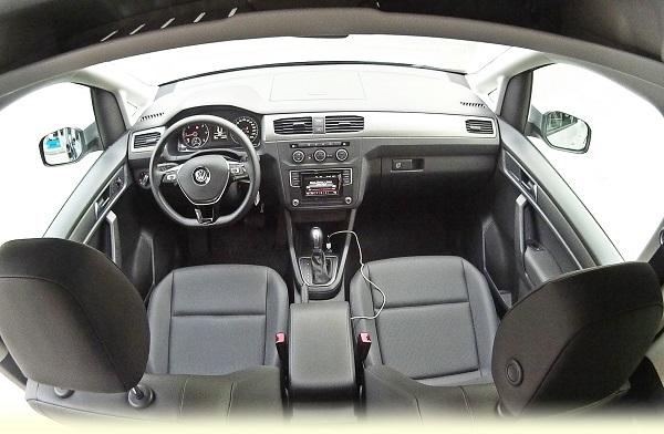 Volkswagen Caddy Test Otomobiltutkunu