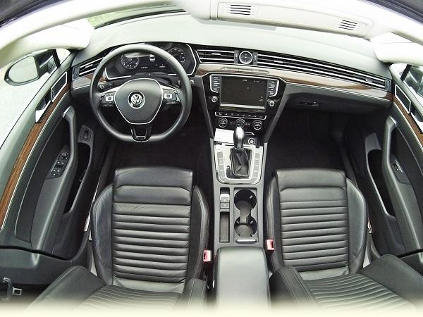 Volkswagen Passat Test_Yeni Passat Test_Otomobiltutkunu