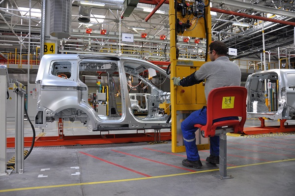 Ford Otosan Yenikoy Fabrikasi